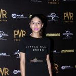 Arshad Warsi, Elli Avram among other Bolly Celebs at Special Screening of Hollywood Film 'Minions'