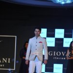 Actor Fawad Afzal Khan Announced New Brand Ambassador at the Launch of Giovani Fashion Brand FW15 Collection