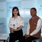 Kriti Sanon Launches Trident group's New Bath & Home Linen Collection
