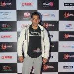 Salman Khan at the Pro Kabaddi League 2015 match