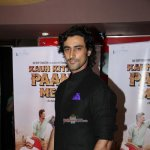 Kunal Kapoor, Radhika Apte at the Trailer Launch of 'Kaun Kitney Paani Mein'