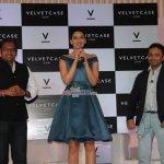 Kriti Sanon At The Launch Of Valvate Case.com