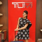 Jacqueline Fernandez At The 40th Anniversary Celebrations Of 'Tumi' Store