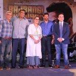 Kabir Khan and Adnan Sami at the song launch of 'Bajrangi Bhaijaan'