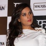 Richa Chadda, Vicky Kaushal, Sanjay Mishra, Shweta Tripathi at the Trailer Launch of Film 'Masaan'