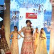 Nargis Fakhri walks the ramp as showstopper for Reliance Jewels presents Suneet Verma show at LFW Summer/Resort 2015