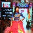 Chitrangada Singh walks the ramp as showstopper at LFW Summer/Resort 2015