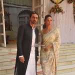Bollywood Celebs snapped at Wedding Ceremony of Abhishek Kapoor and Pragya Yadav
