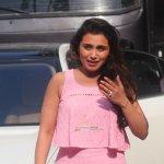 Rani Mukherjee Snapped at Famous Studios in Mumbai