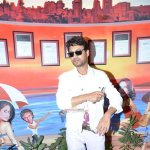 Irrfan Khan Promotes Film 'Piku' at Red FM Studios in Mumbai