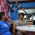 Tiger Shroff Promotes Music Video 'Zindagi Aa Raha Hu Main' at 93.5 Red FM Studios