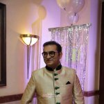Bolly & Music Industry Celebs at Singer Abhijeet Bhattacharya's Wedding Anniversary