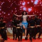 Minissha Lamba, Surveen Chawla, Gauhar Khan at Grand Finale of Indian Princess 2015