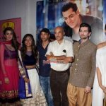 'Prem Ratan Dhan Payo' star cast at film's get together