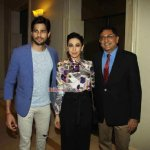 Siddharth Malhotra and Karisma Kapoor at panel discussion of World Diabetes Day