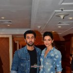 Ranbir Kapoor and Deepika Padukone Launch 'Tamasha' Chemistry Meter
