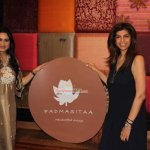 Sridevi, Zeenat Aman, Padmini Kolhapure, Bhagyashree, Poonam Dhillon, Boney Kapoor at the showcase of PADMASITAA at Vivaha exhibition