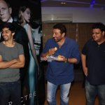 Sunny Deol with 'Ghayal Once Again' star Shivam Patil & Rishabh Arora at the special screening of James Bond film 'Spectre'