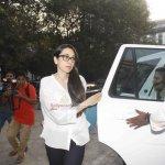 Karisma Kapoor snapped leaving Bandra Family Court