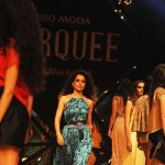 Kangana Ranaut walks the Ramp as Showstopper at the Launch of Vera Moda Marquee AW 15 Collection