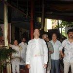 Bollywood Celebs at Legendary Music Director Ravindra Jain's Funeral