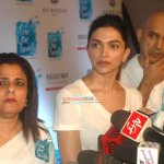 Bollywood Celebs and Politicians at the Launch of Deepika Padukone's NGO Live Love Laugh Foundation