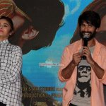 Alia Bhatt, Shahid Kapoor at 'Shaandaar' song launch 'Raita phail gaya'