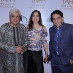 Neil Nitin Mukesh, Javed Akhtar, Rajashree Birla and Kumar Gaurav at Day 1 of Time Avenue Haute Horlogerie Exhibition