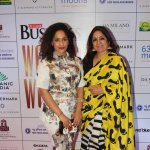 Deepika Padukone, Neena Gupta and her daughter Masaba Gupta at the Business Women Entrepreneurs - The Super Achievers