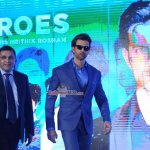 Hrithik Roshan at the Launch of Discovery Channel's New Show HRX Heroes
