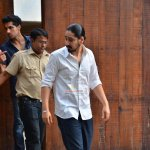 Bollywood Celebs at the Funeral of Abhay Deol's father Ajit Singh Deol