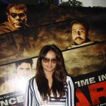 Neetu Chandra at her produced film 'Once Upon A Time in Bihar' special screening