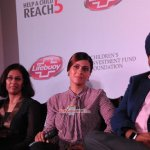 Band Ambassador Kajol launches film Future Child for NGO Help a Child Reach 5