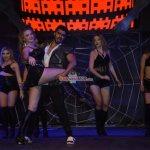 Arjun Kapoor along with Celeb Contestants at the launch of 'Khatron Ke Khiladi' new season