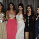 'Calendar Girls' stars Satarupa Pyne, Ruhi Singh, Akanksha Puri, Avani Modi, Kyra Dutt at Martini Queens Exhibition