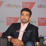 Neha Dhupia, Shilpa Shetty, Raj Kundra at the announcement of Ebay and Best Deal TV's latest Strategic Initiative