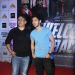 Anil Kapoor, Sonam Kapoor, Nana Patekar Among Bolly Celebs At Film 'Welcome back' premier