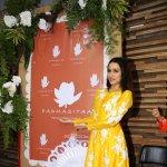 Celebs at Padmini Kolhapure & Sita Talwalkar's Padmasitaa launch at the IMC Ladies' Wing Exhibition