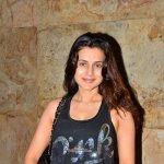 Varun Dhawan, Arjun Kapoor, Amisha Patel at film 'Welcome Back' Special Screening