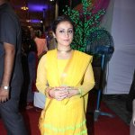 Shilpa Shetty along with her son Viaan and Divya Dutta snapped at ISKCON temple