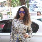 Imran Khan and Kangana Ranaut Promote film 'Katti Batti' at Sophia College