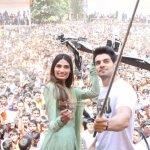 Sooraj Pancholi, Athiya Shetty, Calendar Girls stars at Dahi Handi 2015 Celebrations