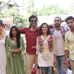 Film 'Pyaar Ka Punchnama 2' stars at Dahi Handi 2015 Celebrations