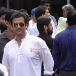 Bollywood Celebs at Karim Morani's Mother Funeral