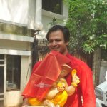 Vivek Oberoi celebrates Ganesh Festival 2015 with his family