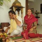 Jackie Shroff and Jeetendra celebrate Ganesh Festival 2015