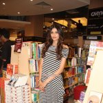 Athiya Shetty and Sooraj Pancholi at the launch of the book 'Sculpt and Shape' by author Yasmin Karachiwala