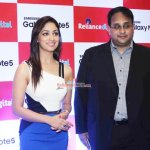Yami Gautam at the Launch of Samsung Galaxy Note5 in Mumbai