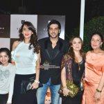 Sussanne Khan, Zayed Khan, Bhagyashree, among other Celebs at the first anniversary of Simone Stores