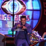 Salman Khan at the Launch of 'Bigg Boss Nau Double Trouble' in Mumbai